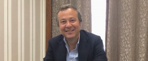 El director general de Proequity, David Martínez, cree que el sector logístico seguirá siendo uno de los más rentables en el futuro.