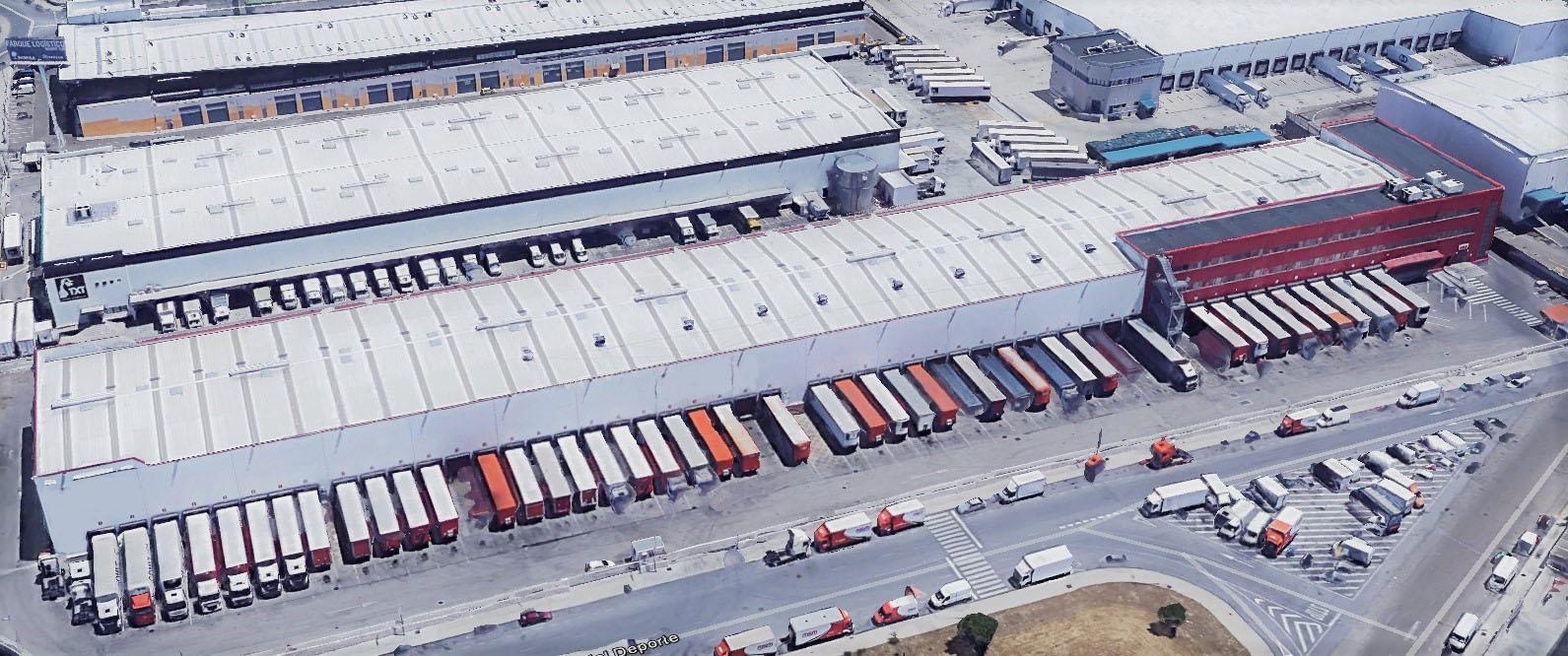 ProEquity asesora en el arrendamiento de una plataforma de Cross-Docking en Getafe